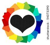 love design   Shutterstock .eps vector #54073390