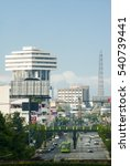guatemala city   july 25  2015  ... | Shutterstock . vector #540739441