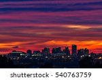 phoenix  arizona  united states ... | Shutterstock . vector #540763759