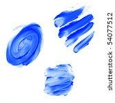 fingerpaint | Shutterstock . vector #54077512