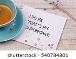 inspiration motivation quote i... | Shutterstock . vector #540784801