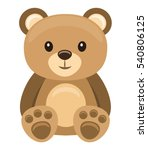 Little Teddy Bear Character...