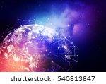 global network internet concept....