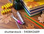 back to school | Shutterstock . vector #540842689