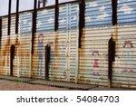 school kid decorations on the... | Shutterstock . vector #54084703