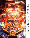 Small photo of Pinball Arcade Machine