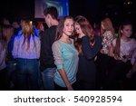 russia  kirov   november  13 ... | Shutterstock . vector #540928594