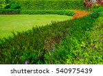 home gardening is trimmed to a... | Shutterstock . vector #540975439