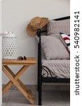 komiza  vis   croatia   aug 15  ... | Shutterstock . vector #540982141