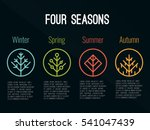 4 Seasons Tree Icon Sign In...