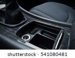 cigar lighter in a car | Shutterstock . vector #541080481