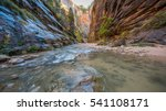 tunnel is one of the most... | Shutterstock . vector #541108171