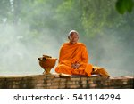 Buddhist Monks  Thailand