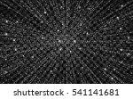 festive explosion of confetti.... | Shutterstock .eps vector #541141681