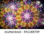 Colorful Vivid Kaleidoscope...