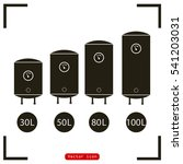 boiler | Shutterstock .eps vector #541203031