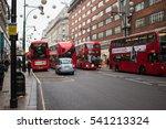 london  uk   december 19  2016  ... | Shutterstock . vector #541213324