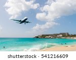 st maarten  netherlands  ... | Shutterstock . vector #541216609