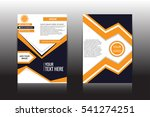 business flyer | Shutterstock .eps vector #541274251
