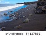 Volcanic Rock Based Black Sand...