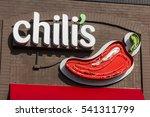 indianapolis   circa december... | Shutterstock . vector #541311799