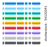 web buttons collection in web 2.... | Shutterstock .eps vector #54132091