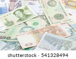 money from different countries. ... | Shutterstock . vector #541328494