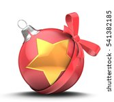 3d illustration of classic... | Shutterstock . vector #541382185