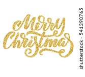 hand lettering inscription...   Shutterstock . vector #541390765