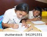 guatemala  jutiapa   may 14 ... | Shutterstock . vector #541391551