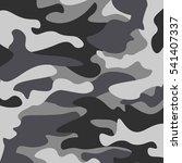 camouflage pattern background.... | Shutterstock .eps vector #541407337
