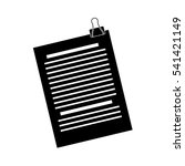 document office icon image...   Shutterstock .eps vector #541421149