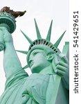 Statue Of Liberty White Color...