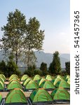 Small photo of Tent accommodation camps