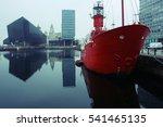 Liverpool Merseyside Marina...