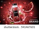 Pomegranate Juice Ads ...