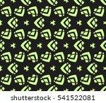 abstract background. vector... | Shutterstock .eps vector #541522081