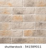 stone and brick facades of... | Shutterstock . vector #541589011