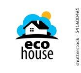 vector logo house | Shutterstock .eps vector #541600465
