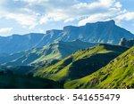 Mountains High Landscape ...
