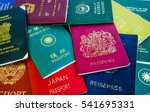 Different Foreign Passports...
