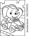 Elephant Rides By Car. Elephan...