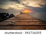 Sea Sunrise At The Black Sea...