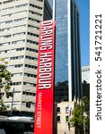 Small photo of Darling Harbour Sign - Sydney - Australia