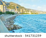 the boulevard of loui ii is the ... | Shutterstock . vector #541731259