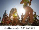 daniel beltre competes in the...   Shutterstock . vector #541763575