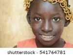 beauty of africa   little... | Shutterstock . vector #541764781