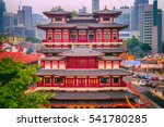 Buddha Tooth Relic Temple In...