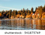 lake arrowhead displaying some... | Shutterstock . vector #541875769
