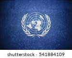 Flag Of The United Nations ...